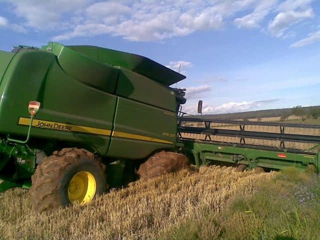 Header in Trouble